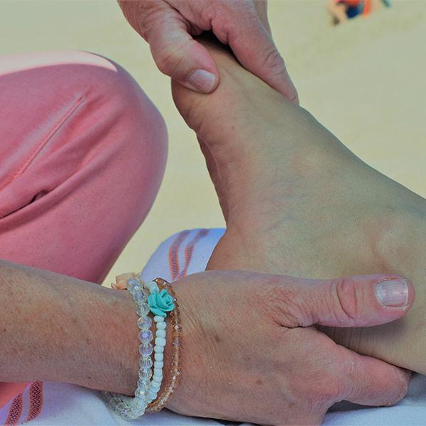 Voetreflexbehandeling-Scheveningen @Hannah Gezondheidspraktijk